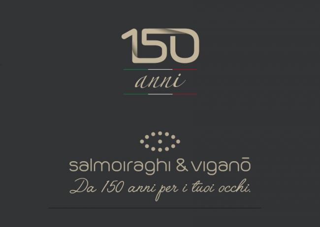 Per i 150 anni abbiamo avuto il piacere e l'onore di portare il nostro contributo nei festeggiamenti e nelle attività speciali di Salmoiraghi & Viganò