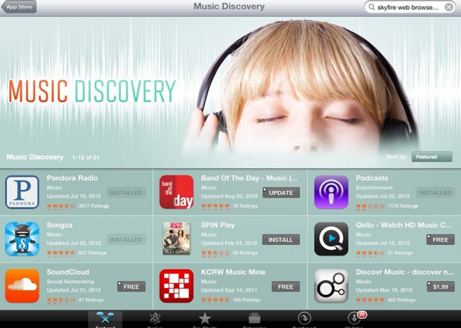 tailoradio_radio_instore_music_design_personalizzato_background_music_digital_signage_Music_Discovery_Apple_App