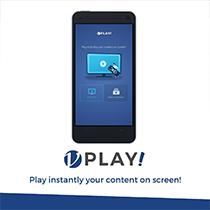 videoMOOD Play!: il Digital Signage come best driver delle vendite.